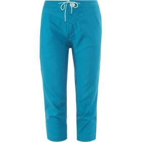 Millet Babilonia Hemp Pantaloni Capri Donna, blu